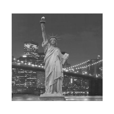 Imagem de Quadro Quadrado New York 30 x 30 x 2,5 cm D164417