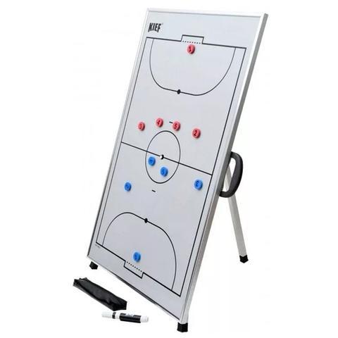 Imagem de Quadro Tático Magnético com Tripé Futsal Kief