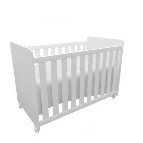 Imagem de Quarto de Bebê Completo Berço,Guarda Roupa,Cômoda Portugal Móveis Bonatto Branco