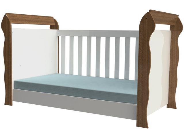 Imagem de Quarto de Bebê Completo com Berço + Guarda Roupa