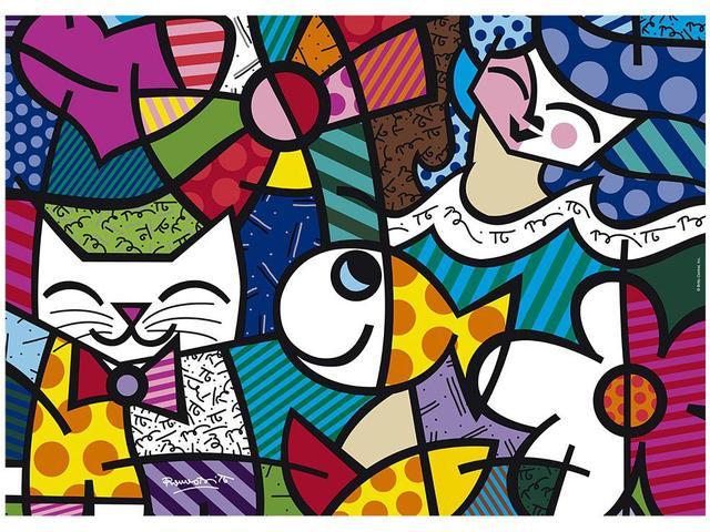 Imagem de Quebra-cabeça 1000 Peças Paisagem