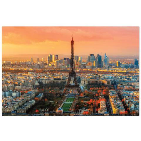 Imagem de Quebra-Cabeça - 2000 Peças - Paris - Torre Eiffel - Toyster