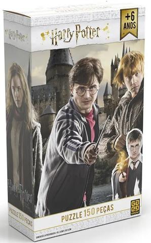 Imagem de Quebra Cabeça - Harry Potter - 150 Peças 03616 - Grow