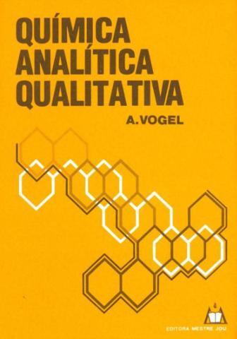 Imagem de Química Analítica Qualitativa - Mestre jou