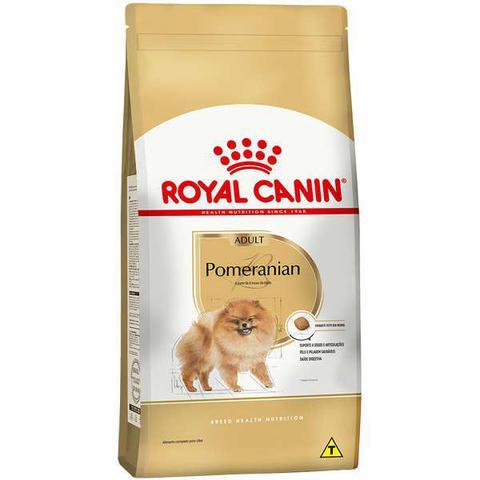 Imagem de Ração Cão Pomeranian Adult Para Cães Adultos Pomeranian - Royal Canin