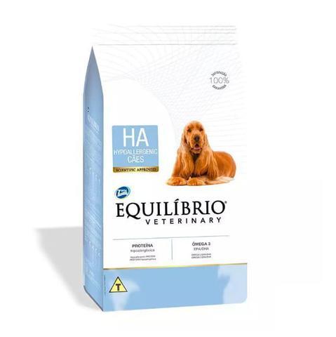 Imagem de Ração Equilibrio Veterinary Hypoallergenic Cães 7,5 kg