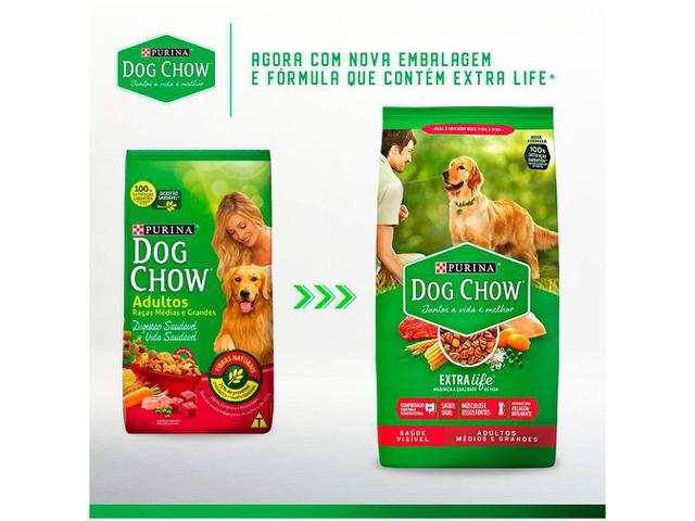 Imagem de Ração para Cachorro Dog Chow Premium ExtraLife