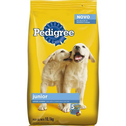 Imagem de Ração para Cachorro Pedigree Premium Filhotes Raças Médias e Grandes 10,1kg