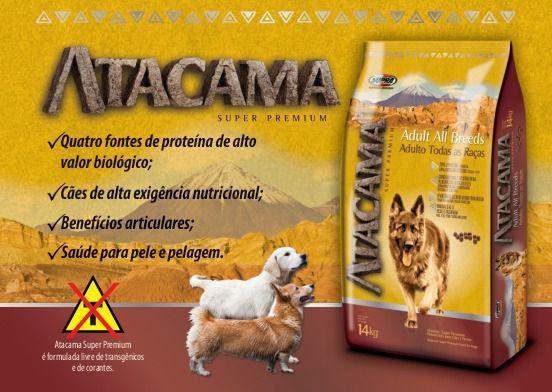 Imagem de Ração Para Cães Super Premium Atacama 20 kg