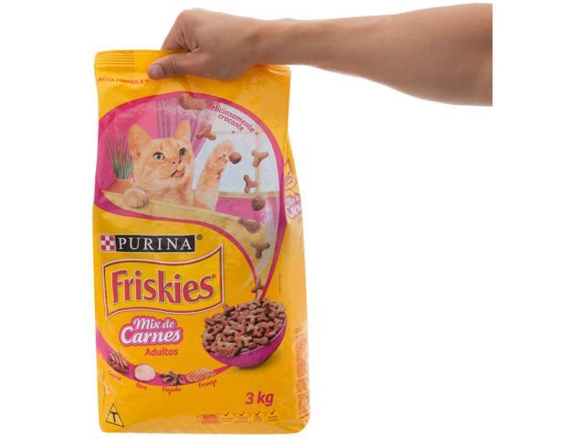 Imagem de Ração Premium para Gato Friskies Adulto