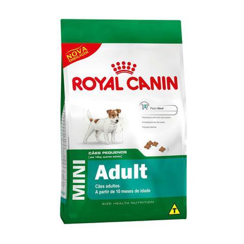 Imagem de Ração Royal Canin Mini - Cães Adultos - 7,5Kg