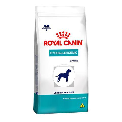 Imagem de Ração Royal Canin Veterinary Hypoallergenic - Cães Adultos - 10,1Kg