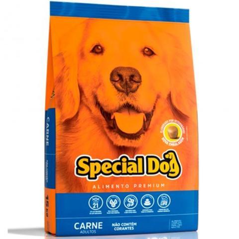 Imagem de Ração Special Dog  Cães Adultos Sabor Carne
