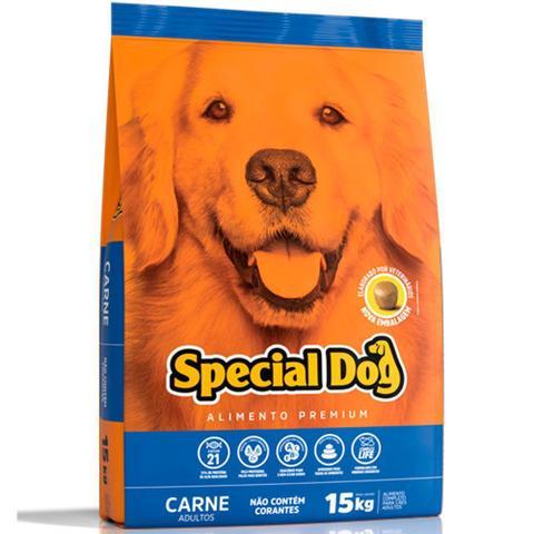 Imagem de Ração Special Dog Premium Para Cães Adultos Sabor Carne