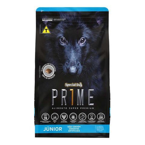 Imagem de Ração Special Dog Prime Junior Para Cães Filhotes