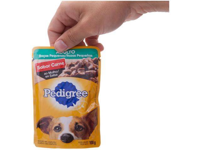 Imagem de Ração Úmida para Cachorro Adulto Sachê