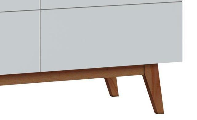 Imagem de Rack Classic 3G 1.8 Branco Acetinado - Imcal Móveis