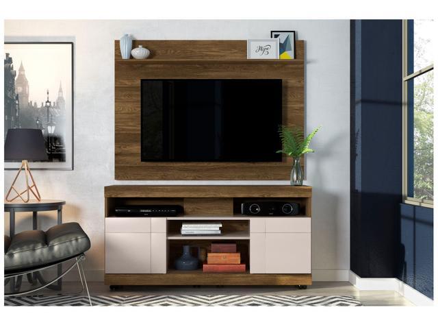 """Imagem de Rack com Painel para TV até 47"""" 2 Portas"""