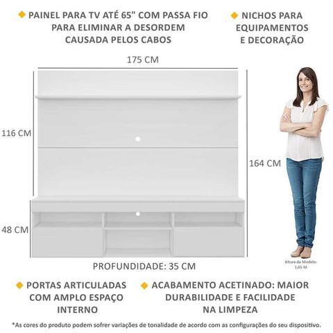 Imagem de Rack com Painel TV 65
