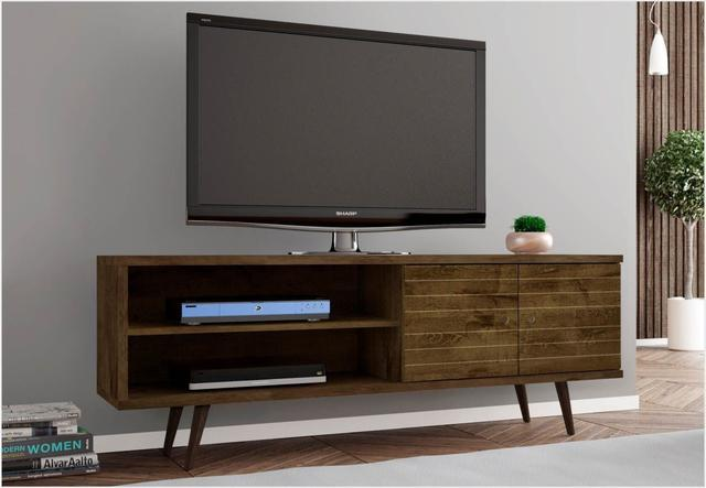 Imagem de Rack para TV até 60 Polegadas Onix 160 cm 02 Portas - Bechara