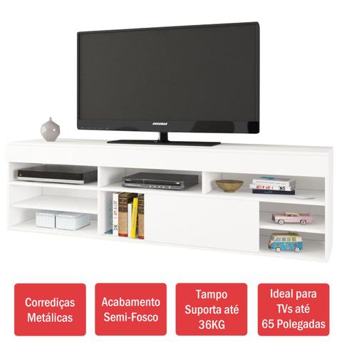 Imagem de Rack para TV Celta Branco