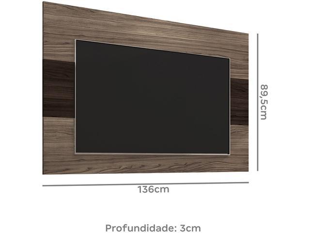 """Imagem de Rack para TV com Painel até 50"""" 1 Porta de Correr"""