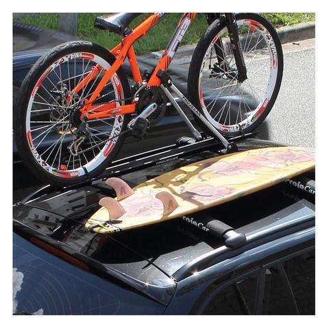 Imagem de Rack Transbike de Teto Universal para 1 Bicicleta Aço