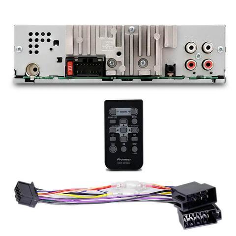 Imagem de Radio Cd Player Mp3 DEH-S1180UB Fm Usb Aux Pioneer