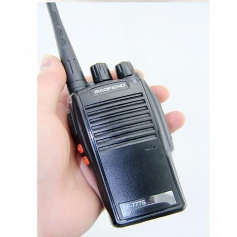Imagem de Radio Comunicador Baofeng Bf-777s Walk Talk Talkabout + Fone
