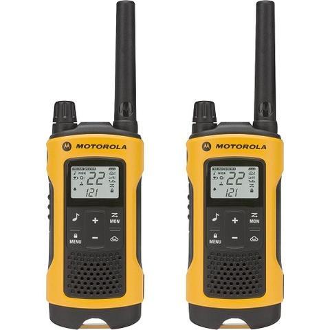 Imagem de Rádio Comunicador Talkabout T400BR Amarelo Motorola