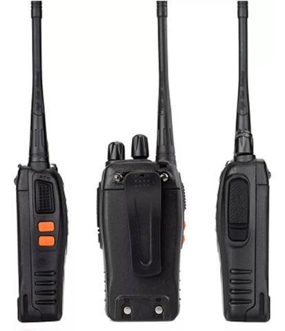 Imagem de Rádio Comunicador Walk Talk Baofeng 777s Alcance 12km + Fone