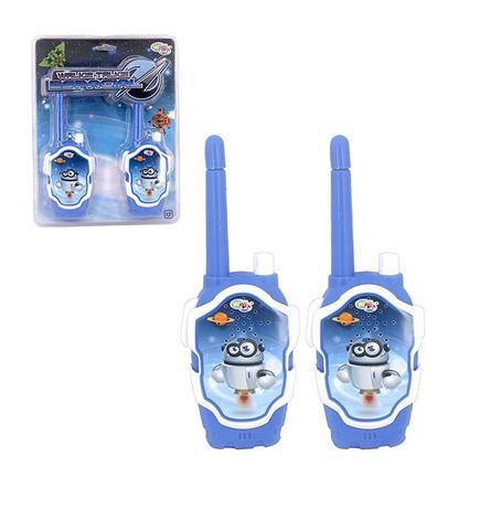 Imagem de Rádio comunicador walkie talkie infantil astronauta espacial