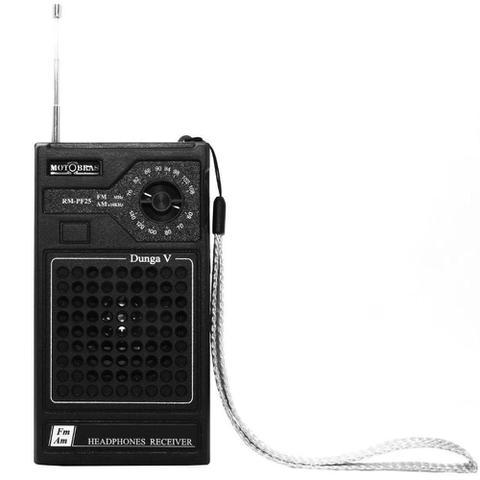 Imagem de Rádio Motobrás RM-PF25 2 Faixas AM FM