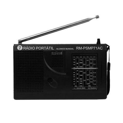 Imagem de Rádio MOTOBRAS RM-PSMP71AC