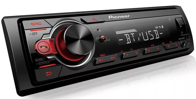 Imagem de Radio Mp3 Bluetooth Pioneer Mvh-s218bt Usb Modelo 2019