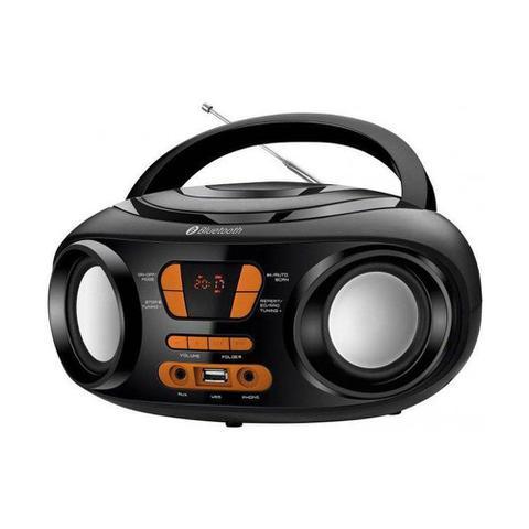 Imagem de Rádio Portátil BX-19 Mondial Boombox Up Dynamic Entrada USB 6W Rms FM MP3