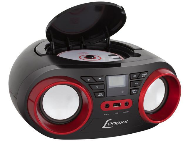 Imagem de Rádio Portátil Lenoxx FM