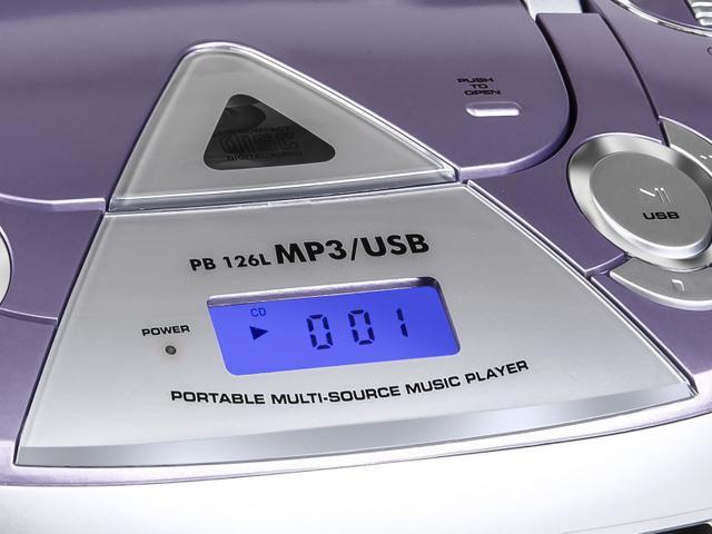 Imagem de Rádio Portátil Philco FM
