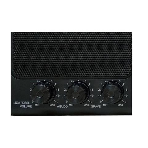 Imagem de Rádio Portátil RM-PFT122AC 12 Faixas com BT - USB - MOTOBRAS