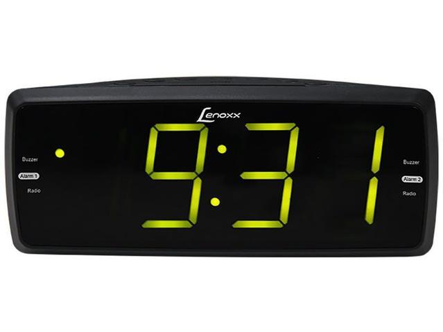Imagem de Rádio Relógio Alarme AM/FM Display RR 736