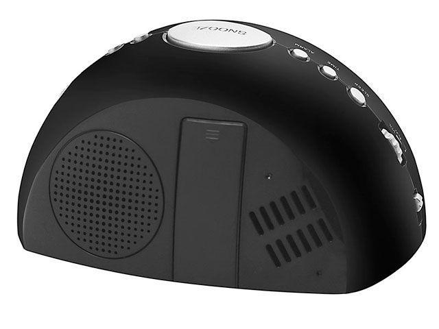 Imagem de Rádio Relógio AM/FM Alarme Display Função Soneca