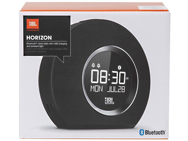 Imagem de Rádio-Relógio Bluetooth Alarme FM Display 10W