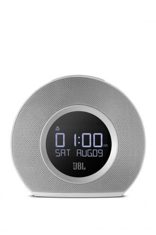 Imagem de Rádio-Relógio Bluetooth JBL Horizon Com Luz Led e FM Branco