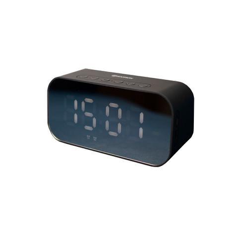 Imagem de Rádio Relógio Caixa Som Bluetooth Hoopson Micro SD/BT/AUX/Rádio FM