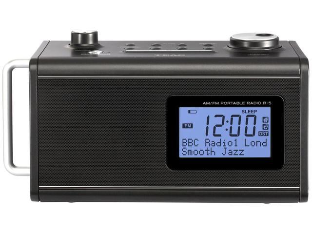 Imagem de Rádio Relógio Despertador/Alarme AM/FM Display