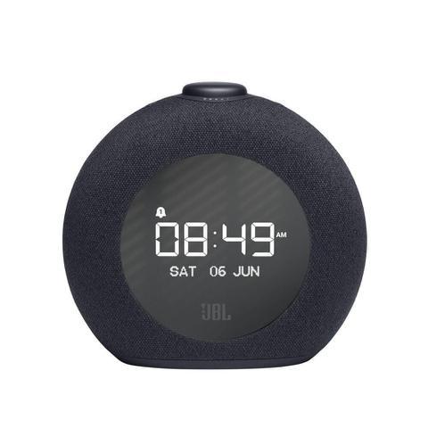 Imagem de Rádio Relógio JBL Horizon 2 Preto Caixa de Som Bluetooth FM Alarme Despertador JBLHORIZON2BLKBR