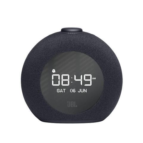 Imagem de Rádio Relógio JBL Horizon 2 Preto Caixa de Som Bluetooth FM JBL Pro Sound Alarme Despertador Luz