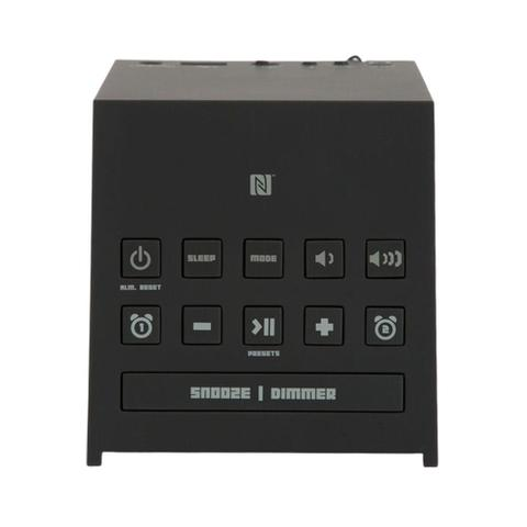 Imagem de Rádio Relógio Wireless Bluetooth Usb Ihome Ibn180