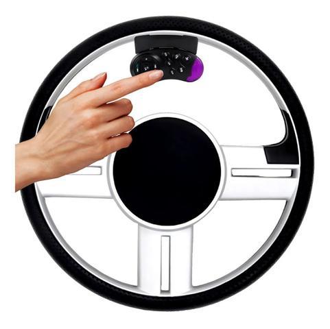 Imagem de Rádio Som Automotivo Bluetooth Aparelho Controle Volante Usb
