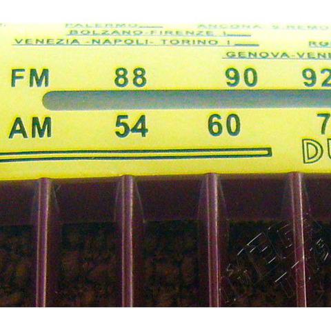 Imagem de Rádio Vintage Ducati RR 1350 de 1953 AM/FM Colecionável